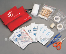 Portable travel Medical wholesale first aid kit
