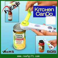 colorful electric can opener,7 in 1 can opener