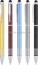 new promotional gift items 2015 alibaba stock price ball pen spring