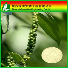 natural and purity Black Pepper Fruit Extract Piperine Powder 95%