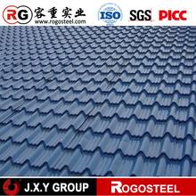 building material metal sheet roof tile