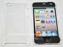 Crystal Transparent Case for Apple IPOD Touch 4