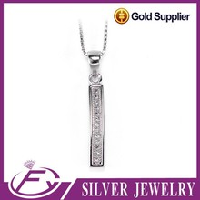 Antique style platium plated 925 sterling silver ankh pendants for sale