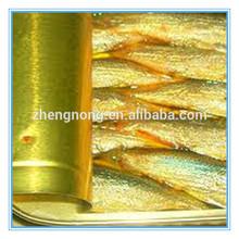 425 g enlatados pescado de mar en salsa de tomate de China ( ZNCF0005 )