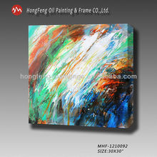 abstract painting for home goods wall art