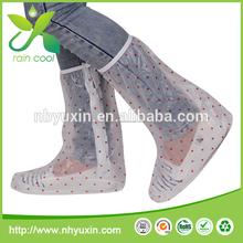 mulher 2015 ajustável calcanhar apartamento calçado impermeável cobrir