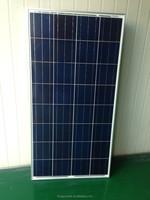 130W poly-crystalline solar panel