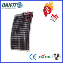 Amorphous Silicon Flexible Solar Panels 250 Watt & Poly Solar Module 250w With Thin Film