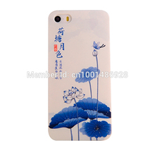 Phone Cases 3D relief process PC material EP Anti-knock For iphone 6 case mobile (10 Chinese style photo selection)
