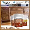 CYSQ Water Based pu transparent furniture lacquer wood paint coating