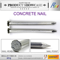 1 inch 2 inch concrete steel nail from alibaba china supplier