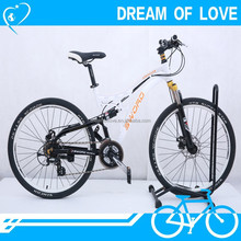 dragon knight alloy bikes&china bicycle frames/folding bike 26