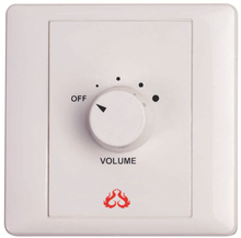 FENGWWH-4F(30W) ABS PA System PA Speaker Volume Controller