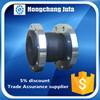 pipeline Shock Reducer glavanized flexible rubber expansion joint