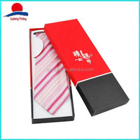 High Quality Printed Tie Packaging Box