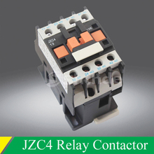 jzc4 series types of electrical relays /relay type contactor/ relay and contactor
