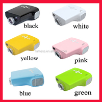 Lowest Price MINI LED Projector with TV Tuner