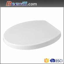 Soft close universal size duroplast toilet seat