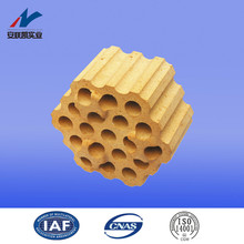 high alumina sintered clay acid resistance brick
