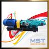Boiler feed water pressure booster pump