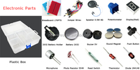 EVEREST Inventor's Kit, Hobby Electronic, Jumper wire