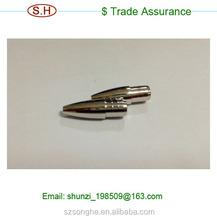 Polishing Stainless steel Pen CNC machining parts made in Dongguan