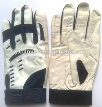 sheep leather working &safety gloves