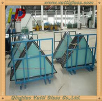 Top Quality Double Glazing Insulated Glass Panels, Double Glazed Glass Panels For Buildings
