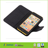 leather case for mobile phone ,for iphone 5s with holder