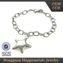 Hottest Grab Your Own Design Oem Production Cuckold Pandent Bracelet