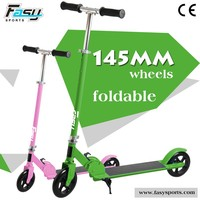 Fasy two wheels self balancing scooter kick for adults scooter