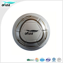 2015 OTLOR 100%TPU cover high durability soccer ball