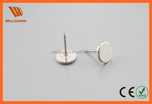 Best selling eas magnetic security pin for clothing tag