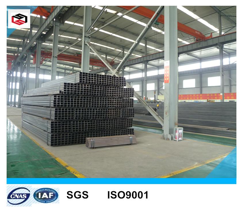 Structural steel brackets rectangular hollow section