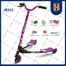 High Quality Fashion Scooter 3 Wheel Chinese, Foldable Scooters JB315 EN71 CE Certificate