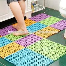 bathroom anti-slip combine mat shower room joint mat