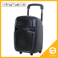 Karaoke Player mini wireless portable pa active speakers for sale