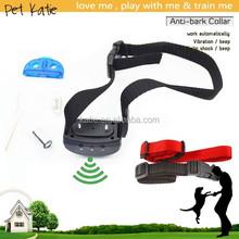 Pet Safety Cost Effective Puppy Anti Bark Collar Vibrate Stimulus