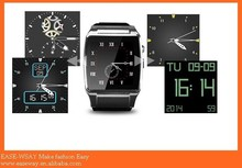 WP003 IOS and android smart watch phone, hand watch mobile phone price