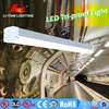 Crazy popular aluminum tri-proof lighting fixture,tri-proof industrial led light,150cm 60w led tri proof light