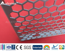 Building Facade Aluminum Perforated Panels