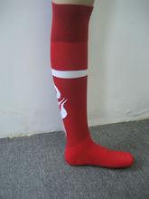embroidered soccer socks men's cotton socks