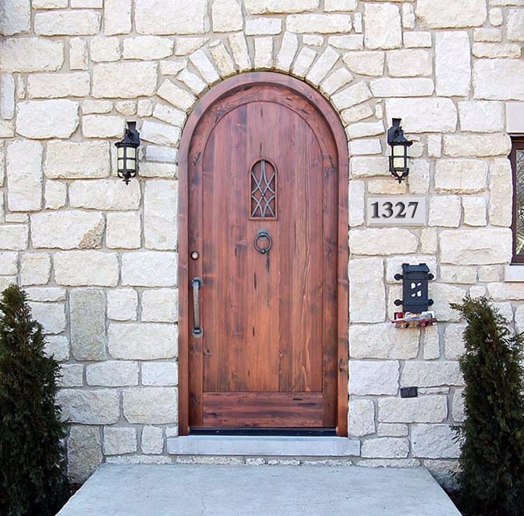 Moderne villa porte d 39 entr e d coratif m tal portes en bois et portes en fer forg portes id de for Porte entree fer forge villa