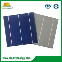 High Efficiency Triple Junction Solar Cell Chip Price Size 6x6 Inch