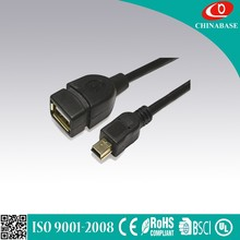 wholesale cheap price otg cable for phone 4 I meter