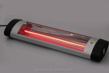 quartzstrahler electric ruby quartz infrared heater with CE;ROSH;IP24