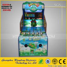 Frog prince redemption game machines, Simulator arcade coin operated redemption game machines for kid Frog Prince