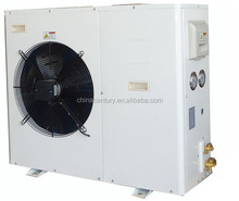 Bitzer/Copeland 5HP small/mini air cooled refrigeration condensing unit for cold room