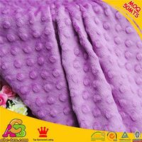 2015 new design Oeko-tex 100 China produced high quality swirl cuddle minky