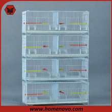 China Manufacturer Competitive Price Hot Sale 4 Layers 59x26x153cm Wire Mesh Durable Metal Bird Cage